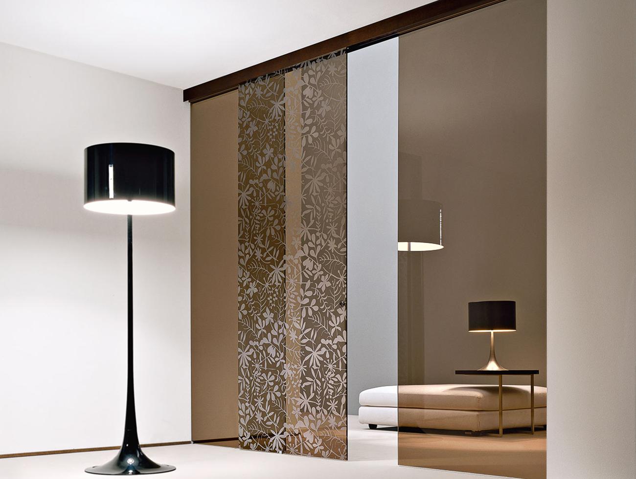 Porta Scorrevole Esterna Vetro vendita e installazione porte esterno muro in vetro con