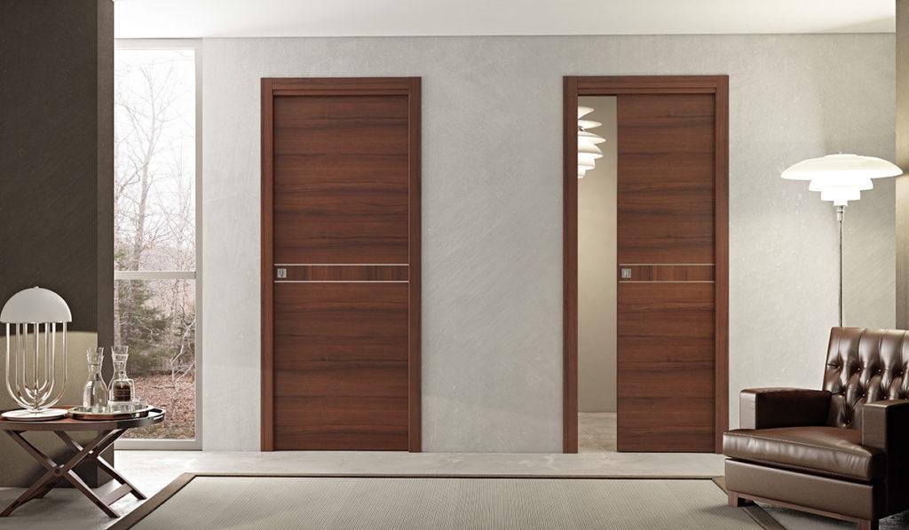 Porte interne laminato - Colore porte interne ...