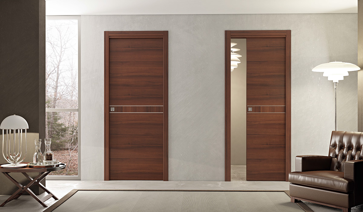 Vieni a scoprire le nostre porte interne laminate nel for Quanto costano le porte interne