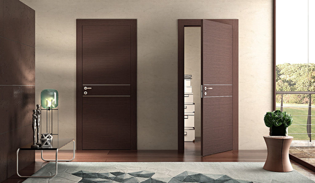 Porte interne laminato - Verniciare porte interne laminato ...